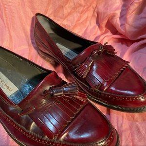 Bruno Magli Italian Leather Loafers